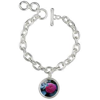fleur rose bracelets