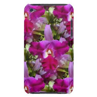 Fleur tropicale d'orchidée de Cattleya Étuis iPod Touch
