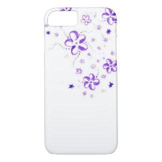 Fleurs Coque iPhone 8/7