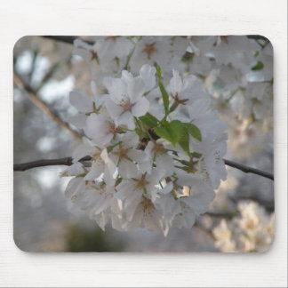 Fleurs de cerisier Mousepad Tapis De Souris