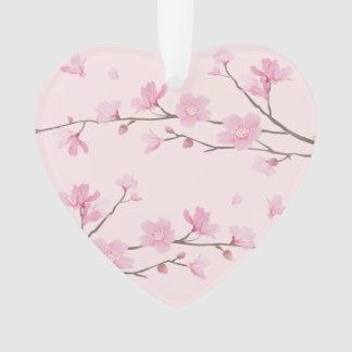 Fleurs de cerisier - rose - juste marié