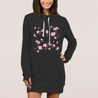 Fleurs de cerisier - Transparent-Arrière - plan Robe