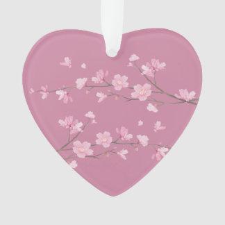 Fleurs de cerisier - transparentes - juste mariées