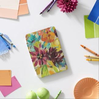 Fleurs de joie d'automne protection iPad mini