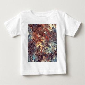 fleurs et fruits t-shirt pour bébé