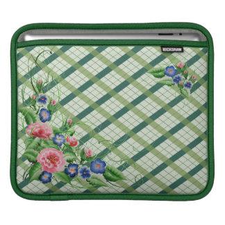 Fleurs fines poche iPad