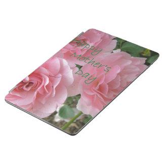 Fleurs heureuses du jour de mère protection iPad air