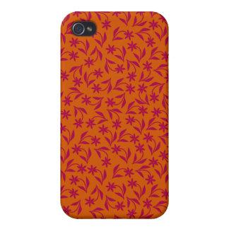 Fleurs mignonnes i coques iPhone 4/4S