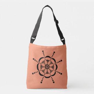 Floral modelé sac ajustable
