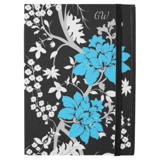 """Floral moderne personnalisé iPad pro 12.9"""" case"""