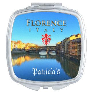 Florence - Ponte Vecchio Make-up Spiegels