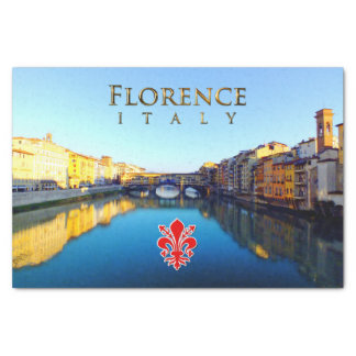 Florence - Ponte Vecchio Tissuepapier