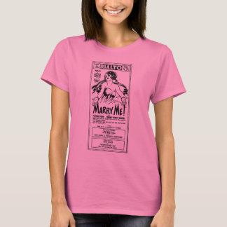 Florence Vidor m'épousent 1925 T-shirt