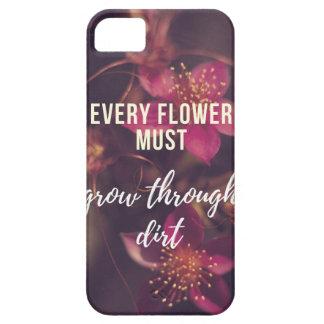 Flowers Étuis iPhone 5
