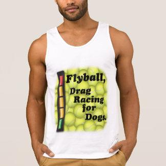 Flyball est entrave emballant pour des chiens !