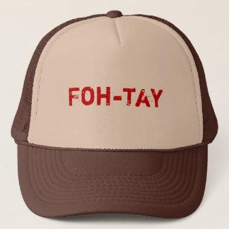 Foh-Tay Trucker Pet