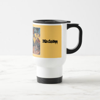 Folie de Martini Mug De Voyage