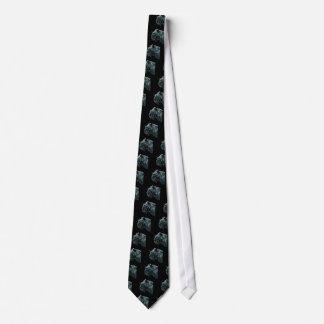 foncé cravate