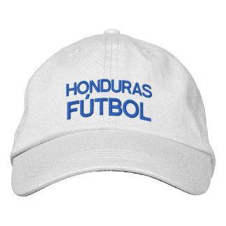 FOOTBALL DU HONDURAS CASQUETTE BRODÉE