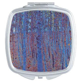 Forêt de hêtre par Gustav Klimt
