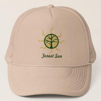 Forêt Sun - casquette de camionneur