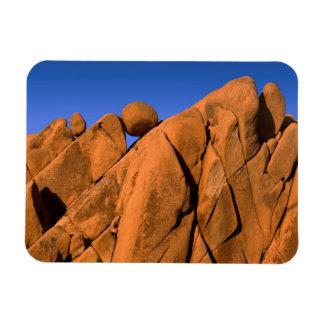 Formation de roche unique, la Californie Magnet Flexible