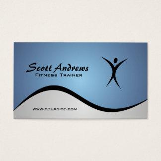Forme physique - cartes de visite