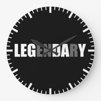 Forme physique de motivation GymBodybuliding - Grande Horloge Ronde
