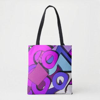 Formes et couleurs sac