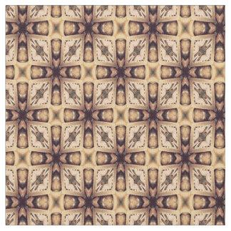 Formes géométriques tissu