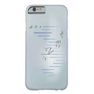 Formule, graphique, symboles 11 de maths coque barely there iPhone 6
