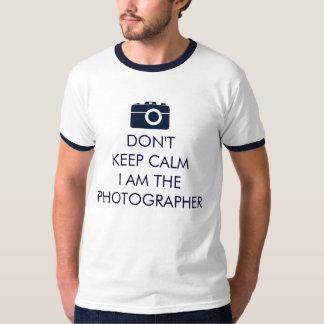 Fotograaf T Shirt