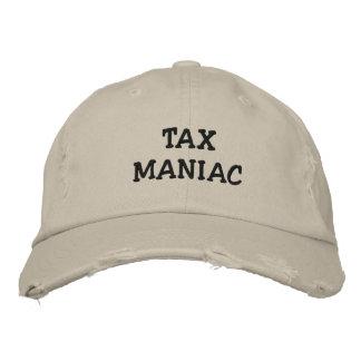 Fou d'impôts - casquette de surnom d'impôts