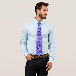 Foulard psychédélique de colorant de cravate de