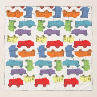 Foulard Roadsters