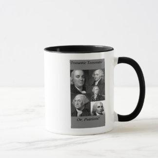 founding_fathers, CaesarRodney1 Mug