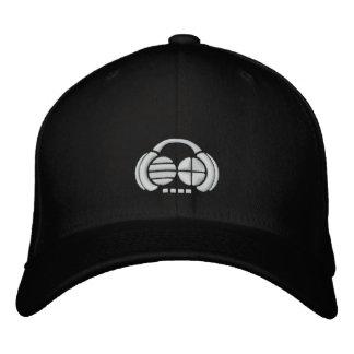 Four4ths - Avant/côté blancs de logo Casquettes Brodées