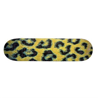 Fourrure animale 14 d'art skateboard customisable