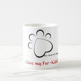 Fourrure-Enfants Mug