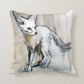 Fox 2009 de sable oreiller