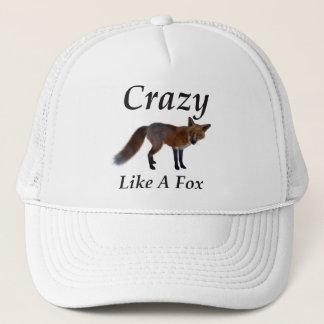 Fox fou casquette