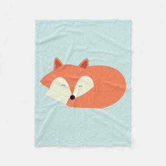 Fox rouge somnolent