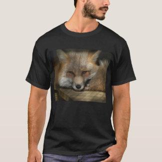 Fox rouge t-shirt