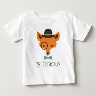 Fox sournois t-shirt pour bébé