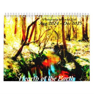 Foyer de la terre calendriers
