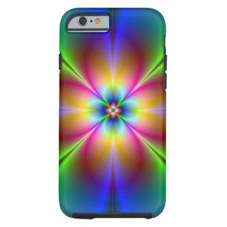 Fractal Kunst 8 Hoesje Tough iPhone 6 Hoesje