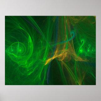 fractale abstraite