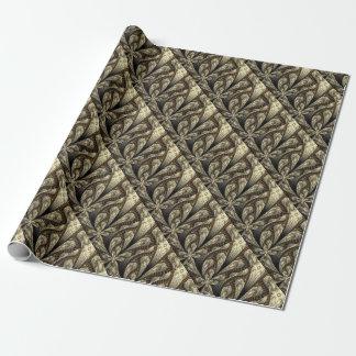 Fractale de Brown Papier Cadeau