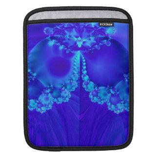 Fractale de voile de Marys Housse iPad