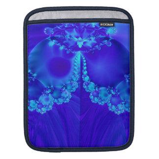 Fractale de voile de Marys Housse Pour iPad